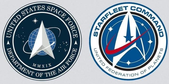 New US Space Force logo is similar to Star Trek 18