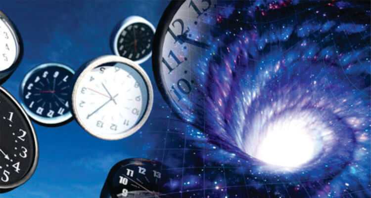 Is time travel possible? 107