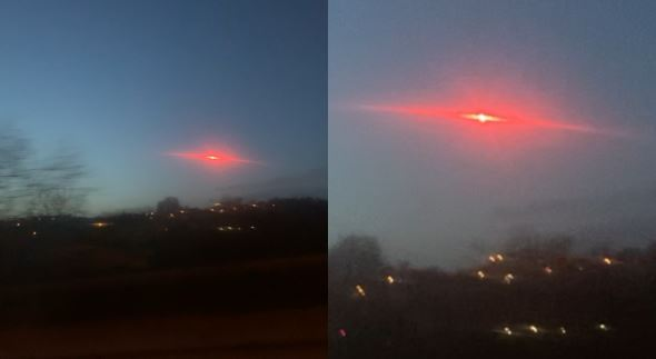 Bradford UFO reports include fast-moving oblong over Horton Bank Top and craft-like white ball near Wyke 1