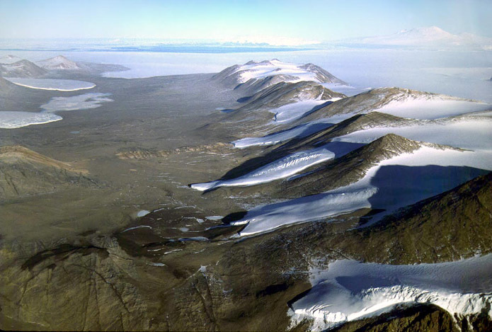 Pictures of Dry McMurdo Dry Valleys
