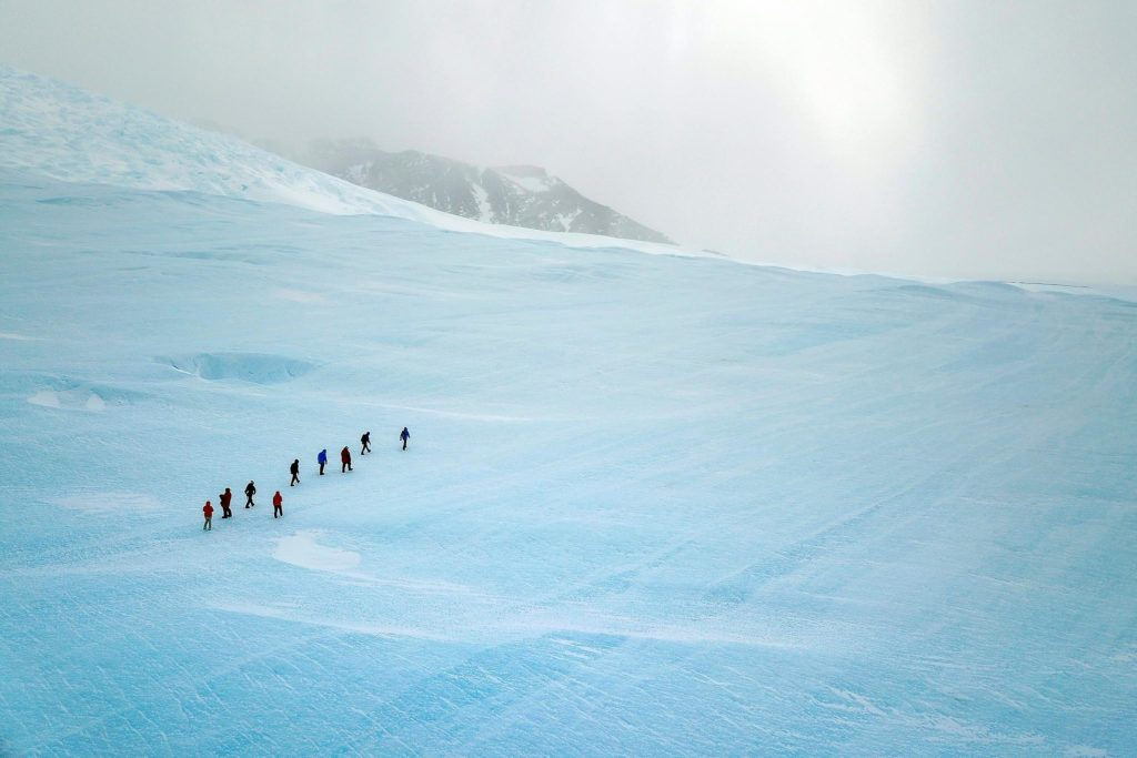 Alien bases or sleeping cryochambers. What has been discovered under the Antarctica ice? 12