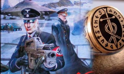 The Mystical Roots of Anenerbe - Hitler's Secret Organization 93