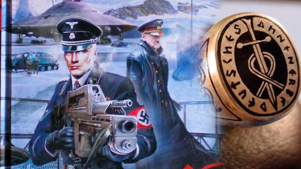 The Mystical Roots of Anenerbe - Hitler's Secret Organization 86