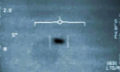 Donald Trump knows what the famous UFO from USS Nimitz is, according to a US Air Force intelligence expert 98