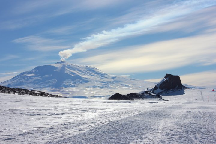 "Pictures for ""frozen volcano in antarctica"""