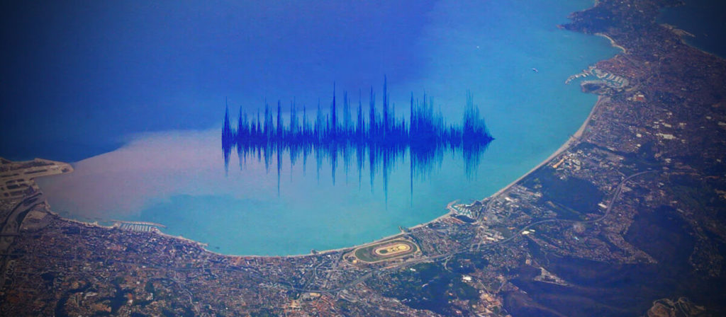 Mysterious sounds over the Mediterranean Sea 87