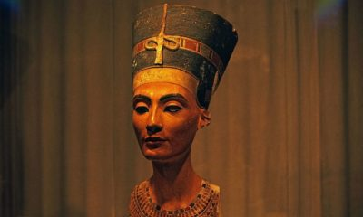 A possible grave of Nefertiti was found in the tomb of Tutankhamun 101