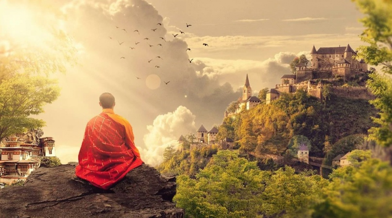 Buddhist monk predicted plague, locust and flood 100 years ago 32