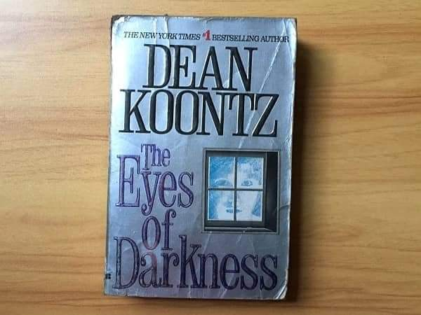 Prophecy? A virus called Wuhan 400 triggers an outbreak in Dean Koontz's 1981 Eyes of Darkness 2