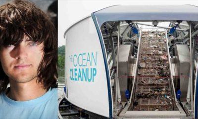 Dutch Guy Famous For Collecting Trash From Pacific Now Does The Same For Rivers 87