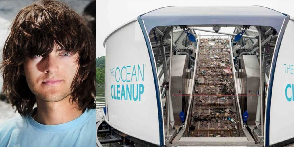 Dutch Guy Famous For Collecting Trash From Pacific Now Does The Same For Rivers 8