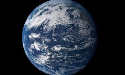 How our planet appeared: an unexpected scenario of the origin of earth 89