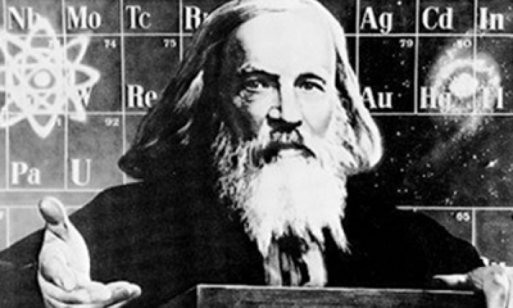 Why Hide Ether From Mendeleev's Periodic Table? 4