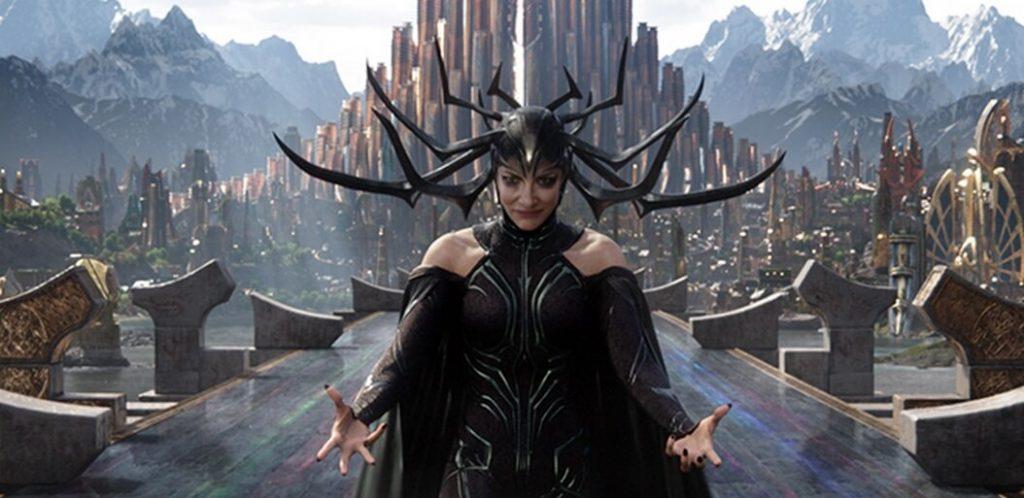 Hel Scandinavian goddess of death 1