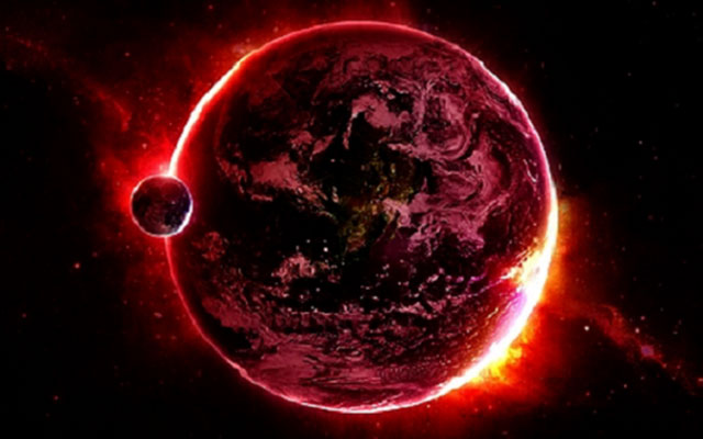 Planets that are deliberately hidden from humans 10