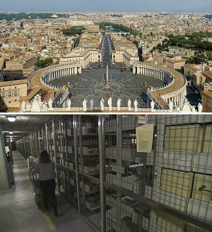 Secrets of the Holy See: Vatican Secret Service 94
