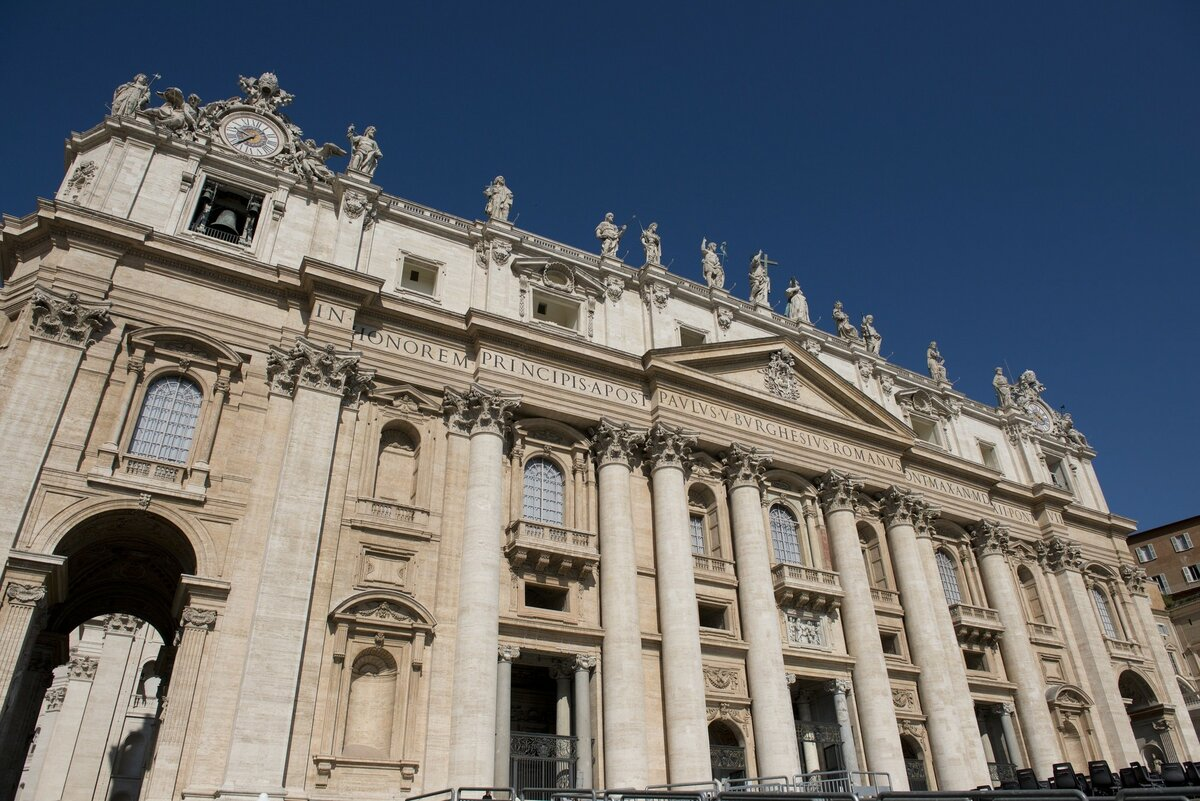 Secrets of the Holy See: Vatican Secret Service 95