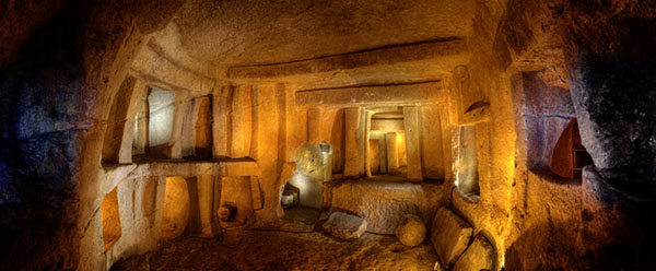 Ancient civilizations used acoustics to change consciousness and communicate with the dead 1