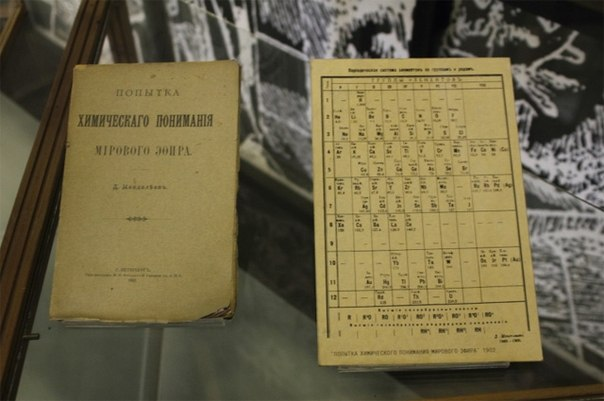 Why Hide Ether From Mendeleev's Periodic Table? 3