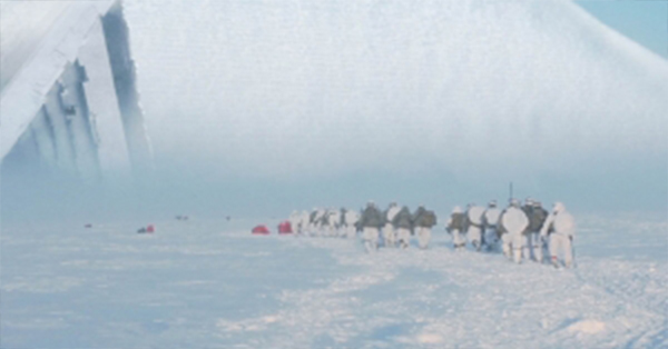 Archaeologists have found artifacts under the melted ice of Antarctica 10