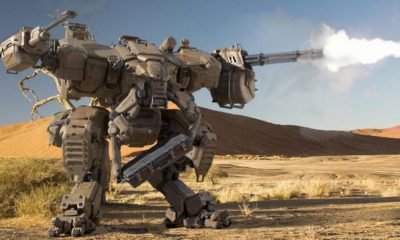 US military study the brains of gamers to create combat robots 92
