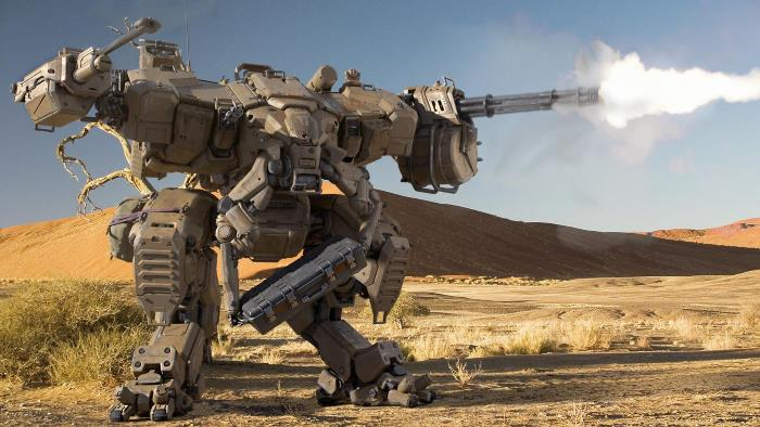 US military study the brains of gamers to create combat robots 86