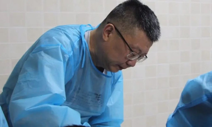China published first autopsy results for coronavirus patient 2