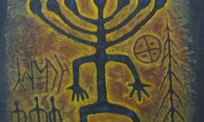 The great mystery of the the seven-headed hydra figure of the deity worshiped throughout the ancient world 86