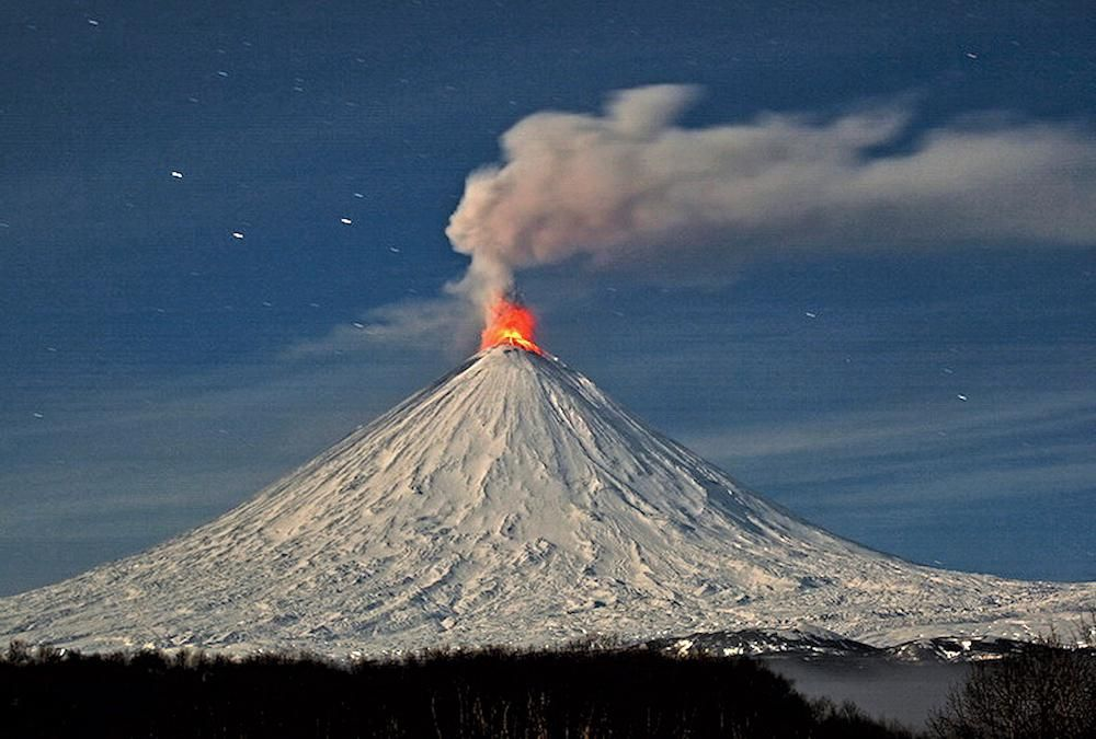 The strange activity around these volcanoes attract ufologists from all over the world 10