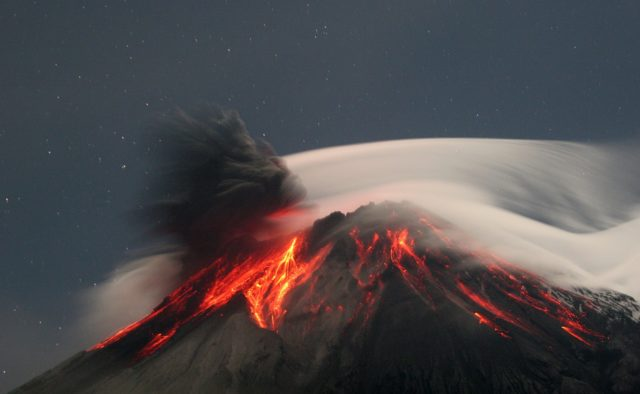 Immediate enormous volcanic disaster predicted 2