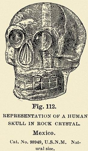 Crystal Skulls, Past and Future of Humanity 89