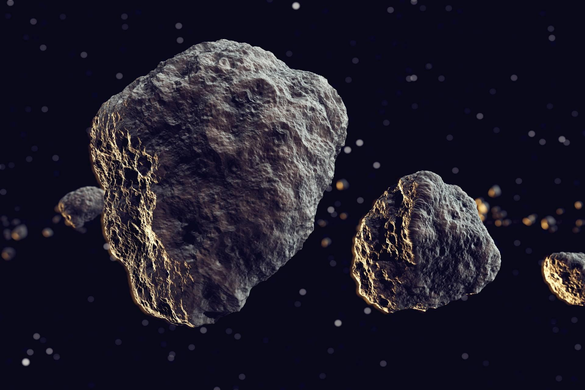 Coronavirus plus Armageddon. What are the dangers of alien asteroids who fly to Earth 89