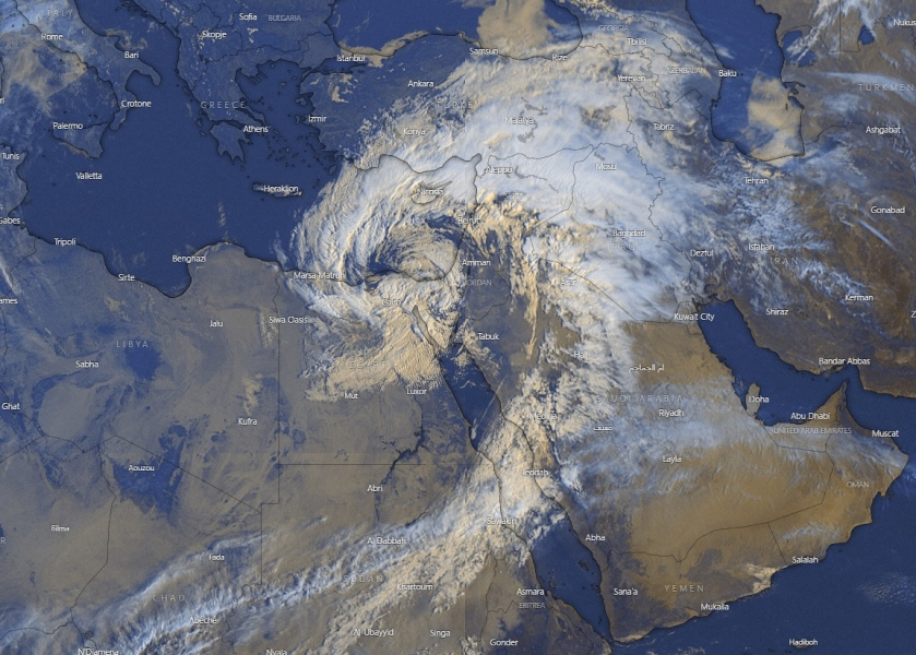 Catastrophic floods hit the Middle East 2