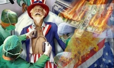 On the eve of the collapse - Bank of America assessed the US economy 86
