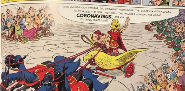 Coronavirus was planned - A Synopsis of devilish coincidences 93