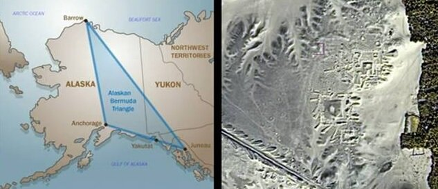 "The ""Second Bermuda Triangle"" is located in Alaska. The media and the government bypass this topic 89"