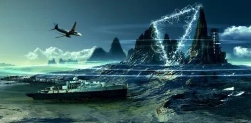 "The ""Second Bermuda Triangle"" is located in Alaska. The media and the government bypass this topic 92"