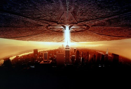 "According to Monast, scenes from the film ""Independence Day"" were to be played in big cities. In the real world, it happens that science fiction, the film industry, and conspiracy theories rely on each other. In the case of the third of them, the boundary between reality and fiction is sometimes completely blurred."