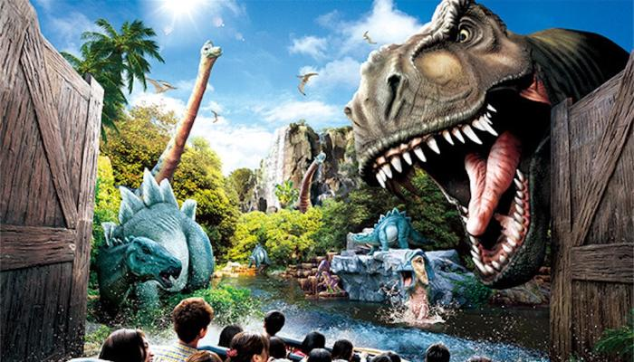 Jurassic Park will open soon 14