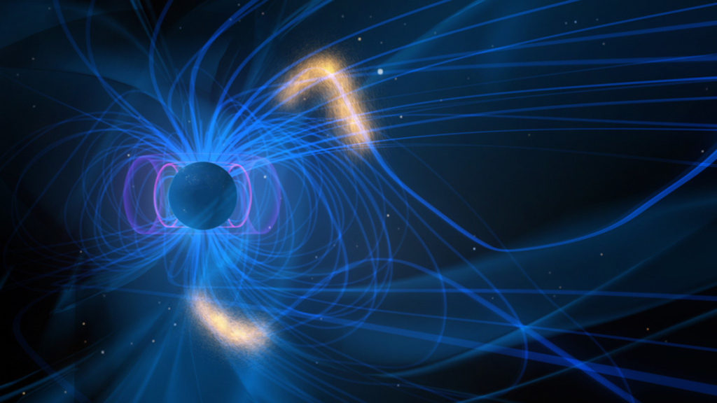 The poles are shifting, the magnetic field is turning over and it will be very unpleasant for our civilization! 16