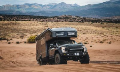 Post apocalypse. The best vehicles for self-isolation 93