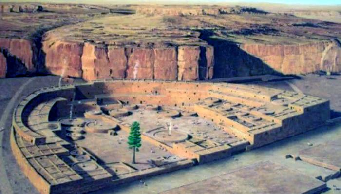 "The mystery of the Anasazi, the mystical ""tree of life"" 86"
