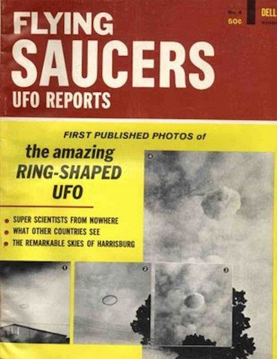 Various shaped UFO's flying all over the world 92
