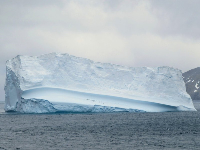 What is hidden under the glaciers of Antarctica? 92
