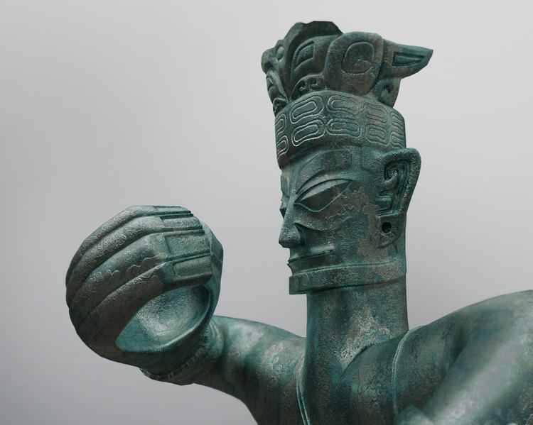 The mystery of the disappearance of Sanxingdui culture 115
