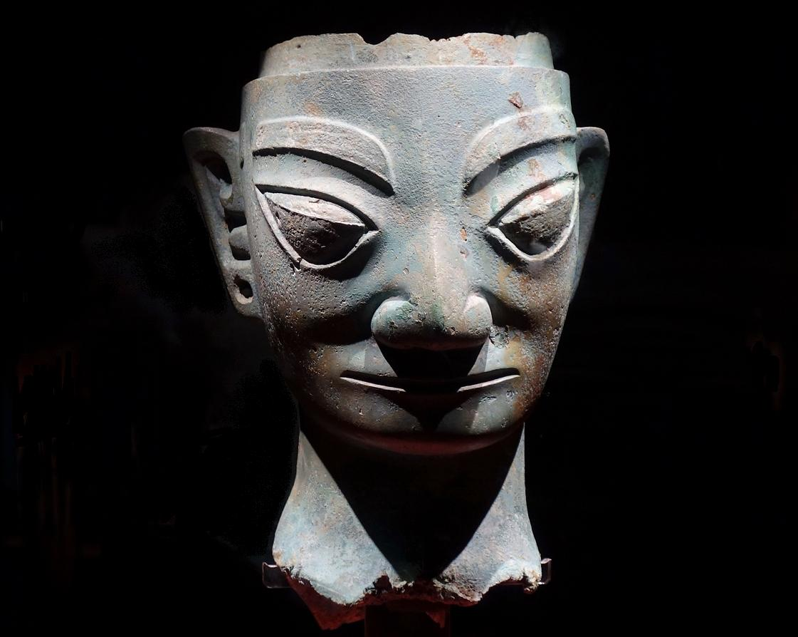 The mystery of the disappearance of Sanxingdui culture 111
