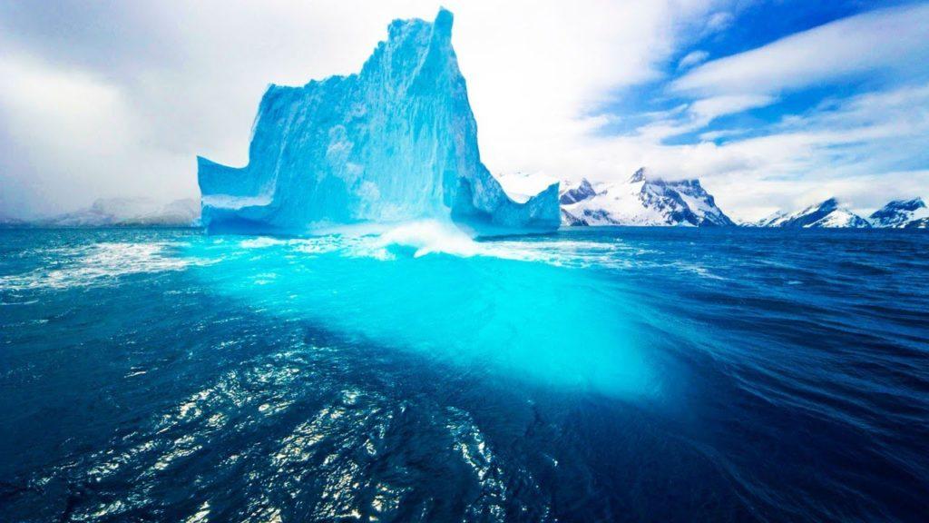What is hidden under the glaciers of Antarctica? 5