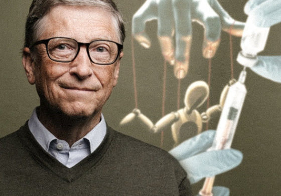 """Bill Gates reacts to the """"vaccine conspiracy theory"""" 87"""