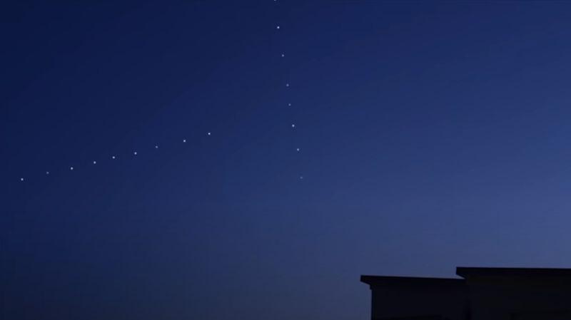 "Starlink satellite ""Tholian web"" - Pentagon's Earth enslavement project? 2"