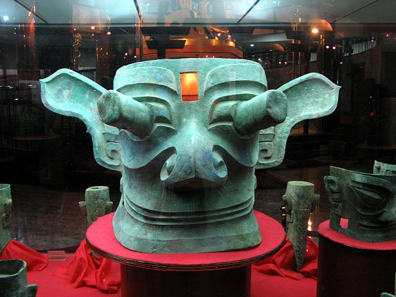 The mystery of the disappearance of Sanxingdui culture 106
